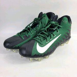 Nike Alpha Menace Pro Mid Sports Cleats Size 12